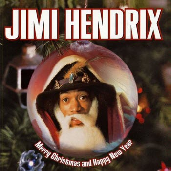 Jimi Hendrix Merry Christmas And Happy New Year