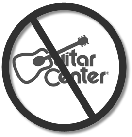 Guitar Center Lowest Price Guarantee Scam