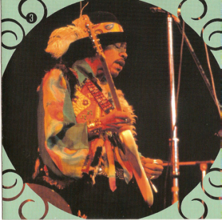 The Jimi Hendrix Experience Box Set Disc 3