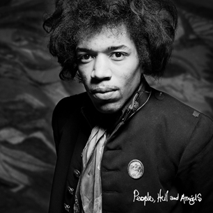 Jimi Hendrix People, Hell and Angels Review